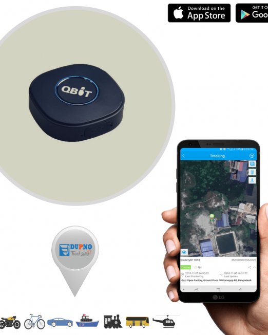 11. Dupno Personal MINI BUDDY Tracking System-min