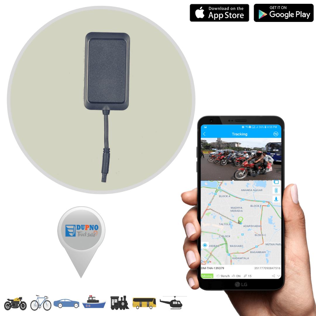 Intelligence Moplus Mini GPS Tracker Vibration alert Low battery alarm Geo-fence