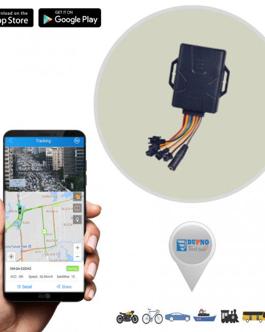 5. Dupno Premium Vehicle Tracking System-min