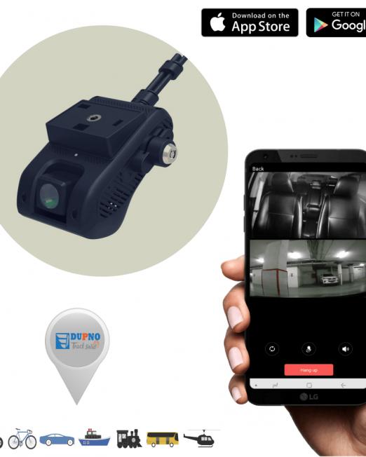 10. Dupno Car black box Dash Camera Pro Video Tracking System-min