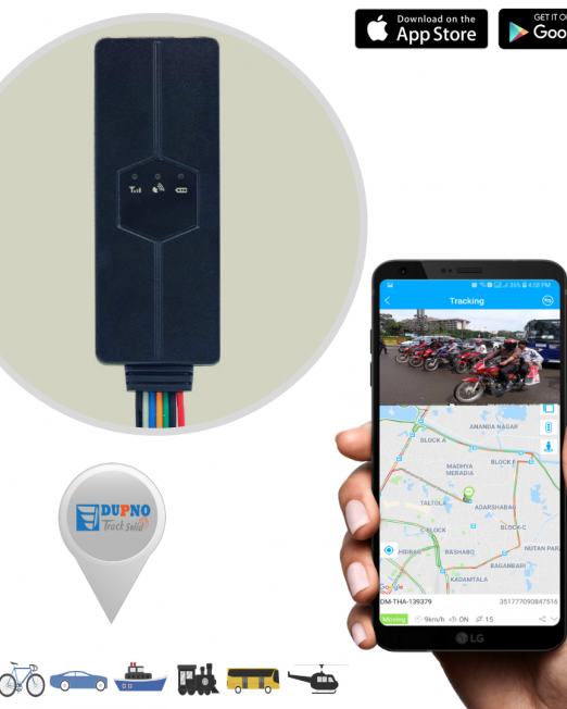 MOTORCYCLE GPS TRACKER E-BIKE GPS TRACKING SYSTEM BY EG02 TRACKER